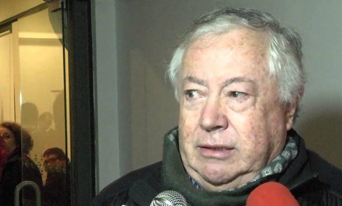 Eduardo Díaz Herrera, el fundador de Patria y Libertad que ahora es fan de Boric y está en el Frente Amplio