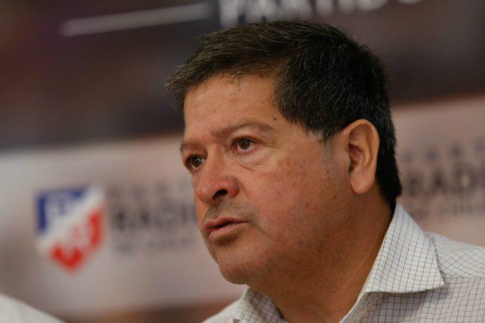 """Ernesto Velasco (PR) propone seroposición """"inteligente y diversa"""" de cara al 2018"""