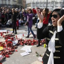 Llevan 19 días en huelga de hambre en España para protestar contra la violencia machista