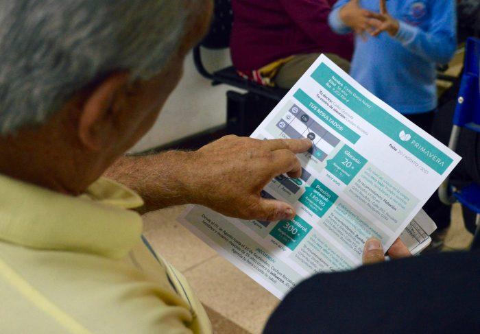 Una herramienta que permite a pacientes entender qué dice su examen de sangre