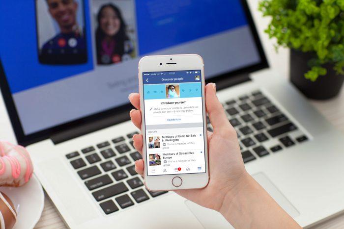 Facebook estrena su propia herramienta para conocer personas
