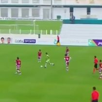[VIDEO] Notable gesto de fair play entre las selecciones sub 12 de Qatar y Palestina conmueve al mundo del fútbol
