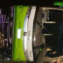 Policía argentina sube a 19 los muertos en accidente de Tur Bus que viajaba a Chile