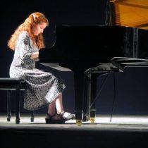 Concierto gratuito de la pianista Constanza Lecaros en Teatro Municipal de Viña del Mar