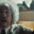 "[VIDEO C+C] ""Genius"" con el actor Geoffrey Rush como Albert Einstein, una de las series más esperadas del año"