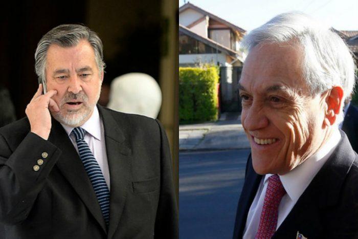 Adimark GfK: Alejandro Guillier pilla y supera a Sebastián Piñera