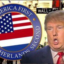 [VIDEO] La sarcástica bienvenida de la TV holandesa a Donald Trump