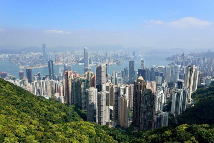 Cinco razones para vivir en Hong Kong
