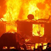 """Los aportes que """"desembolsaron"""" los gremios empresariales para ayudar en la reconstrucción tras los incendios forestales"""