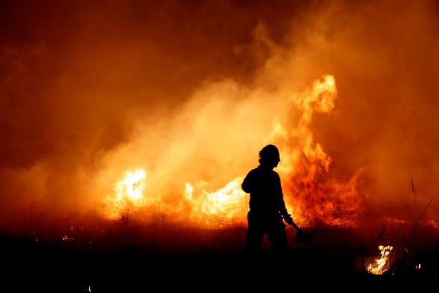 Con arraigo y firma quedaron los 6 imputados por incendio en Navidad