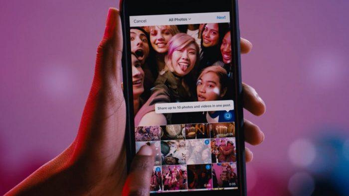 Instagram se actualiza y estrena las galerías de fotos