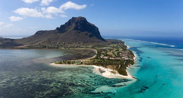 Descubren restos de un antiguo continente bajo las aguas de isla Mauricio