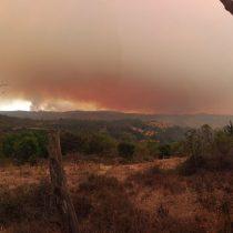 [VIDEOS] Sigue el combate contra los incendios forestales en Matanzas, Navidad y Pupuya