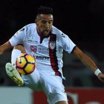 [VIDEO] Mauricio Isla convierte su primer gol jugando por el Cagliari