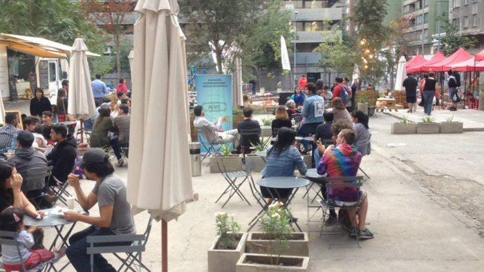 Mercado Ecológico de Santiago: Un espacio para los pequeños productores y la salud alimenticia