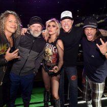 [VIDEO] Falla técnica casi arruina la presentación de Metallica con Lady Gaga en los Grammy