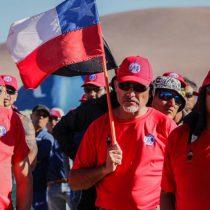 Sindicato rebelde en Escondida profundiza tensiones laborales en mina de cobre más grande del mundo de cara a negociaciones de junio
