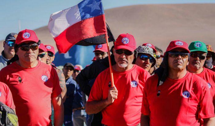 Se mantiene huelga en Minera Escondida: tras reunión de mediación no se logró acuerdo