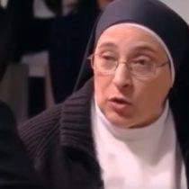 [VIDEO] Monja española desata el caos al asegurar que José y la Virgen María «practicaban el sexo»