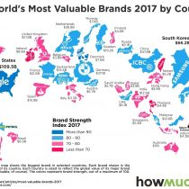 Falabella es la marca con mayor valoración de Chile: así se ve el retailer frente al resto del mundo
