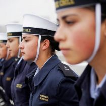 Ministra de la Mujer (s) respecto de acoso a funcionarias en la Armada: son casos graves ya que limitan el desarrollo profesional de las funcionarias