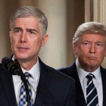 Nominado por Trump para Supremo califica de