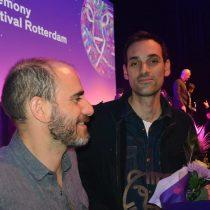 Niles Atallah, triunfador en Rotterdam: