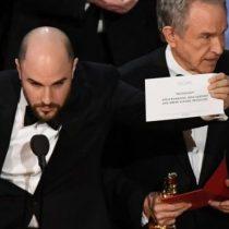 Papelón en los Oscar: dan por ganadora a