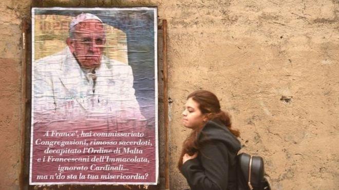 Quién está detrás de la campaña de desprestigio en contra del papa Francisco