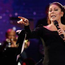 Isabel Pantoja, la mujer que le devolvió el glamour clásico al Festival de Viña