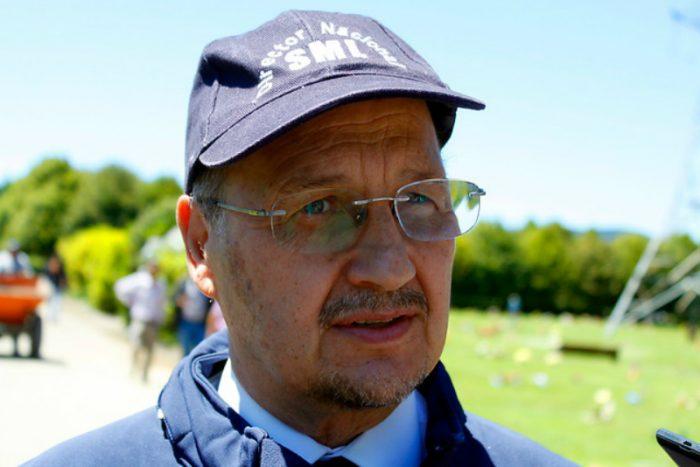 Bachelet designa a ex titular del SML Patricio Bustos como director nacional de Senda