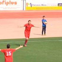 [VIDEO] Como el mejor de los delanteros: José