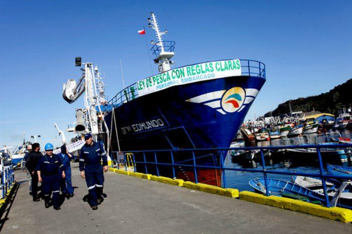 La fiscalización a la medida de los grandes gremios pesqueros
