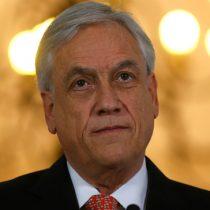 [VIDEO] Piñera sale a defender a Mariana Aylwin y dispara contra Cuba: