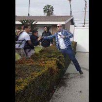 [VIDEO] Se revelan imágenes de un policía de Los Angeles (EE.UU.) abriendo fuego contra adolescentes
