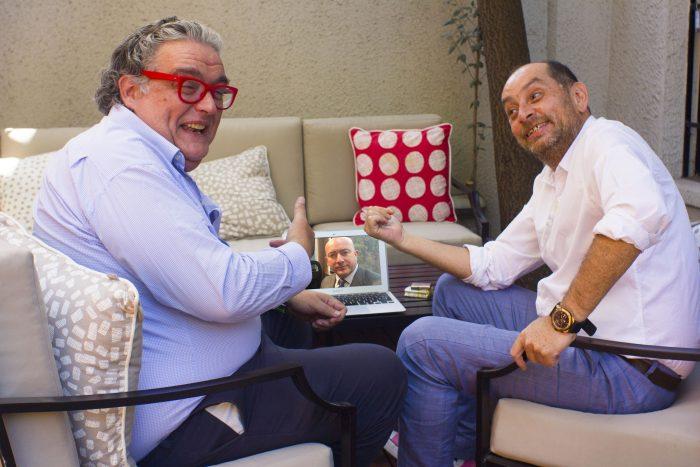 """Obra """"Rápido y curioso: liberando a Garay"""" con Ramón Llao y Pablo Araujo en Teatro Mori Bellavista"""