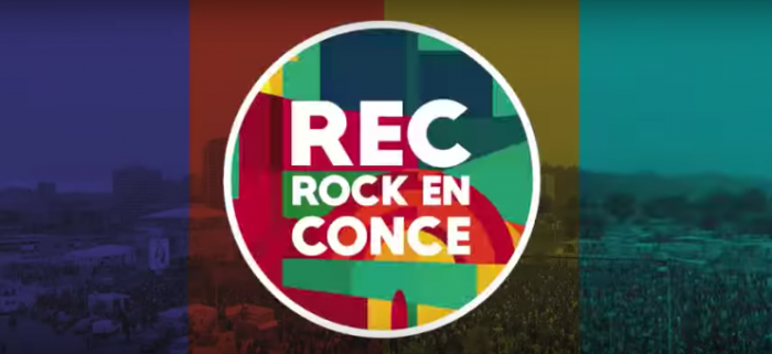 Festival Rock en Conce, REC en Parque Bicentenario, Concepción