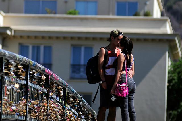 Las uniones civiles superaron a los matrimonios en el día de San Valentín