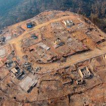 Minvu por reconstrucción de Santa Olga: