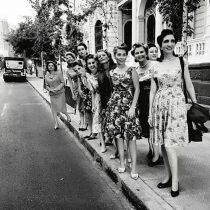 ¿Santiago 1950?