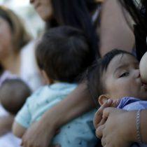 """Tetada en defensa de amamantar en TV: """"Nadie tiene el derecho a juzgar a una madre"""""""