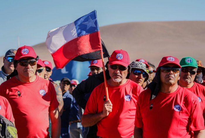 Suspenden mediación entre Minera Escondida y trabajadores: empresa no podía asistir a la reunión