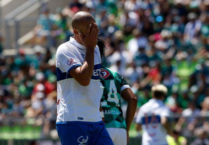No pueden en la Quinta Región: Universidad Católica cae ante Santiago Wanderers