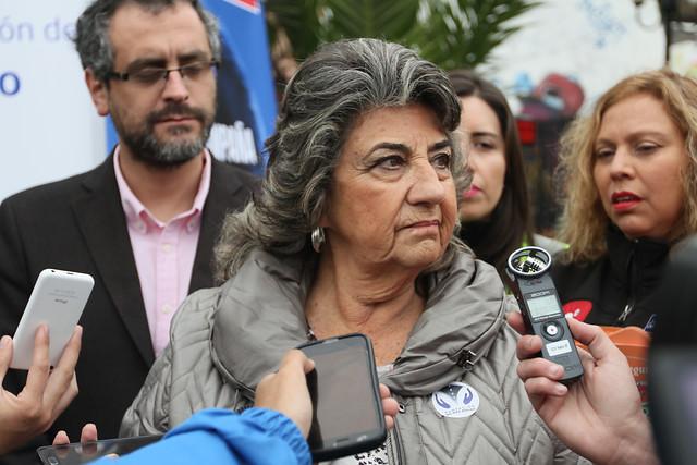 Virginia Reginato solicita a CHV acciones solidarias durante Festival de Viña para afectados por incendios