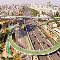 China inaugura la ciclovía elevada más larga del mundo