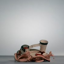 Arte contemporáneo entra por primera vez al Museo Chileno de Arte Precolombino