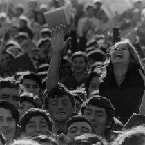 El hombre que sacaba fotos al Chile idealista que creía en la transformación de su destino