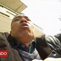 [VIDEO] El momento en que la BBC fue atacada en China por tratar de entrevistar a una