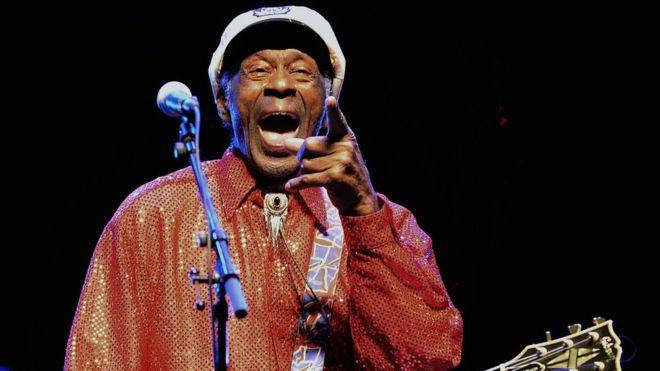 """Chuck Berry, el """"padre fundador"""" del rock and roll muere a los 90 años"""