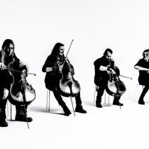 Apocalyptica trae a Chile sus versiones de Metallica en cello